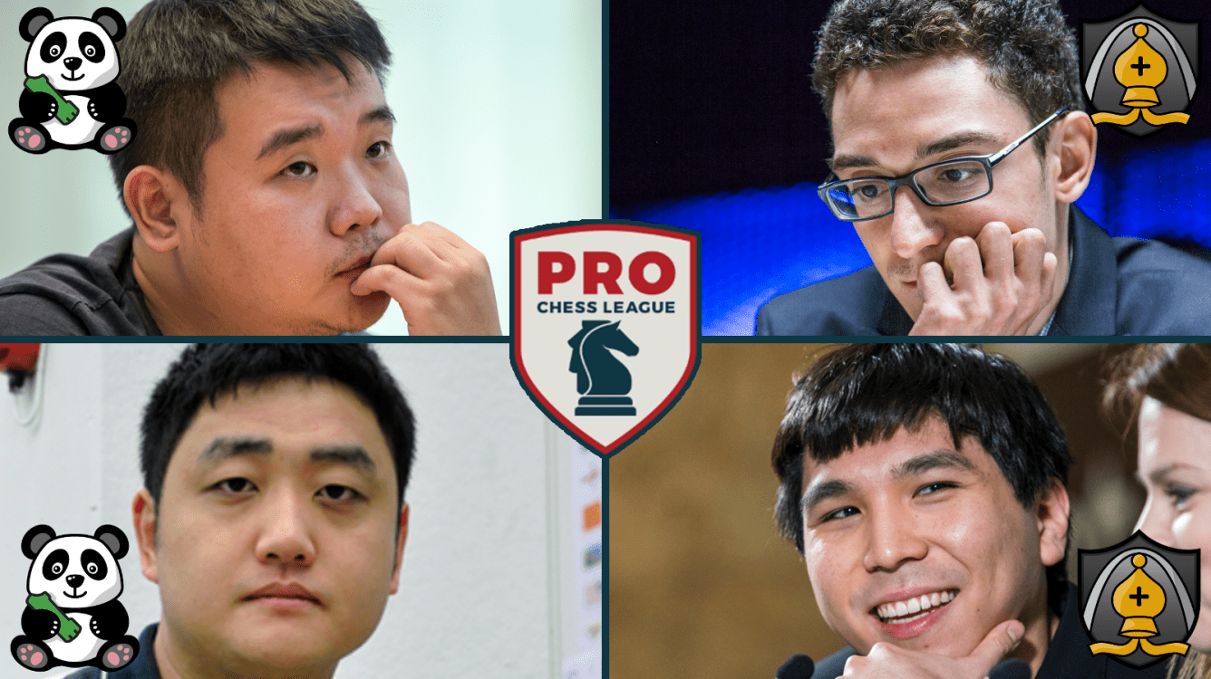 PRO Chess League: Chengdu, Saint Louis Earn Way To San Francisco Semifinals