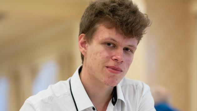 Artemiev Wins European Chess Championship