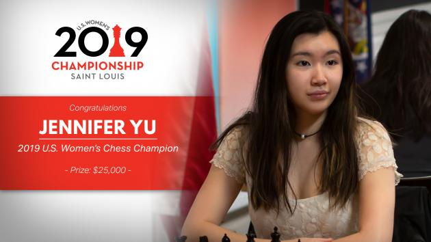 U.S. Chess Championship: Yu Wins Women's, 3-Way Tie In Open