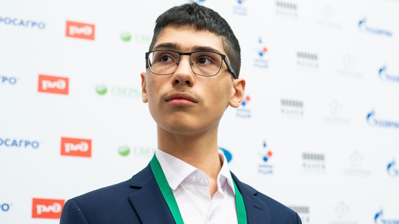 Firouzja Qualifies For Bullet Chess Championship