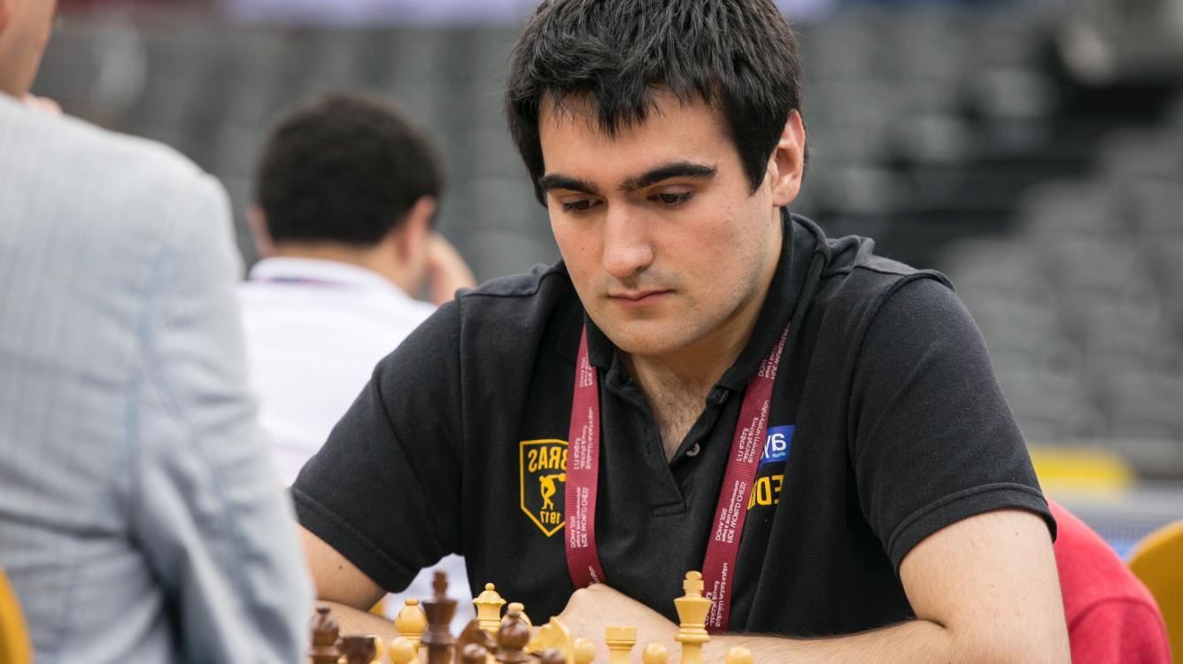 Perez Ponsa Tops Strong Field To Qualify For Bullet Chess Championship