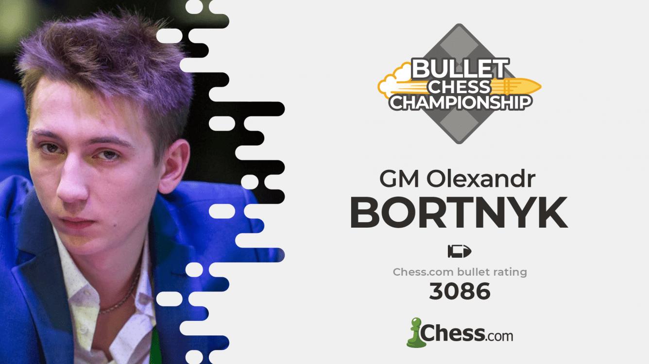 Bortnyk Surprises In Bullet Round Robin Qualifier