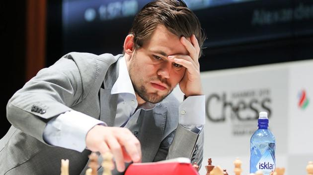 Carlsen Wins Gashimov Memorial With Round To Spare