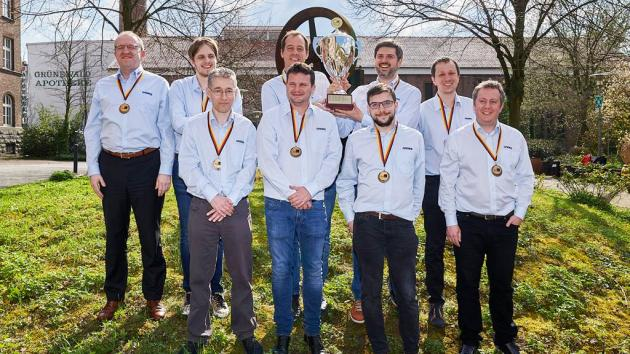 Baden-Baden Clinches Record 13th Bundesliga Chess Title