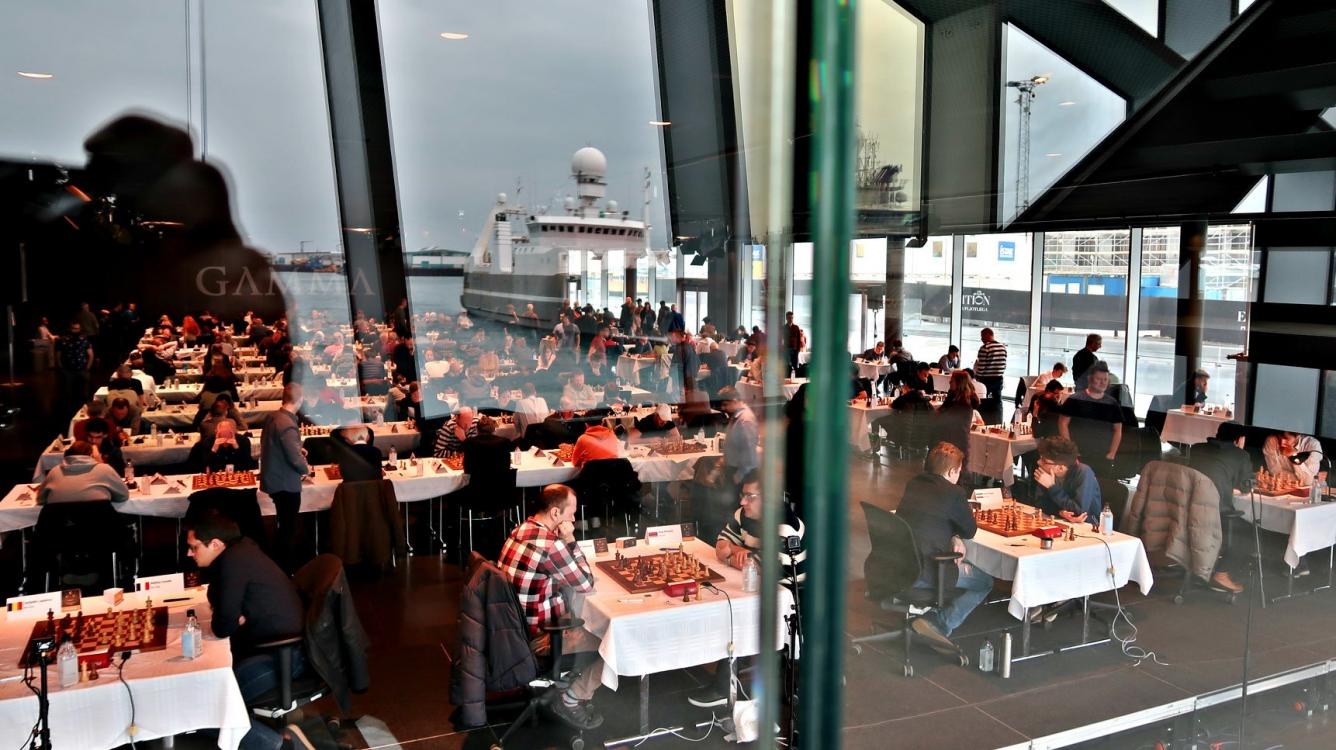 Firouzja Among Leaders Halfway Through Reykjavik Open