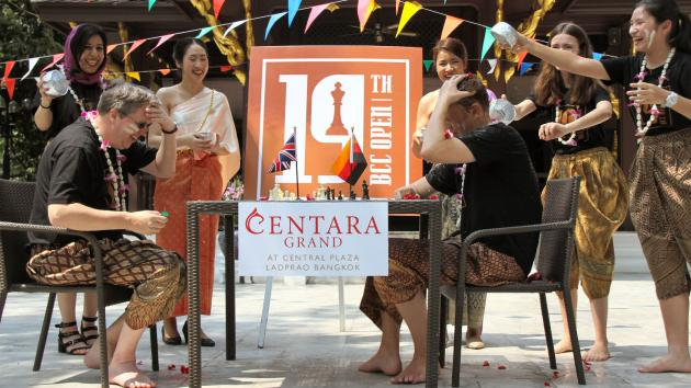 Gustafsson Wins 19th Bangkok Chess Club Open
