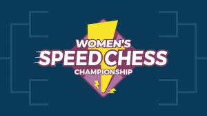 Chess.com présente le Women's Speed Chess Championship