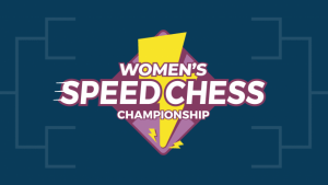 Chess.com Vai Receber Campeonato de Xadrez Rápido de Senhoras
