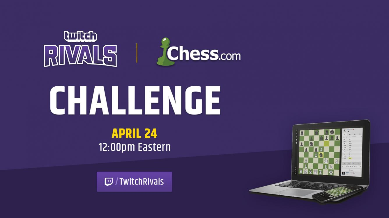 Chess Streamers To Play Komodo Boss Rush In Twitch Rivals Event