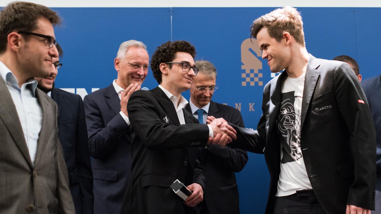 New Carlsen-Caruana Clash At Grenke Chess Classic