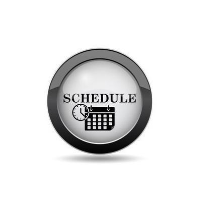 2019 Blitz Chess League Schedule
