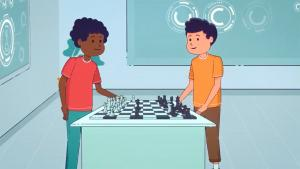 Chess Builds Bridges, Spreads Poll Awareness And Other News