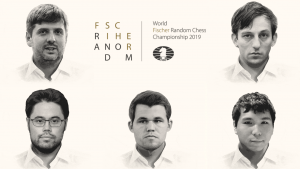 Chess.com Announces FIDE World Fischer Random Chess Championship