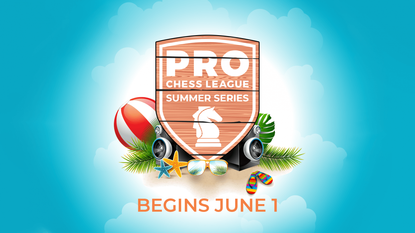 PRO Chess League Summer Series: 16 Teams, 16 Stories