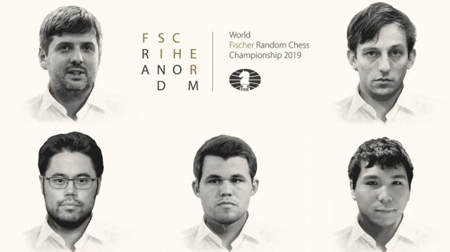 Chess.com kündigt die FIDE Schach960 Weltmeisterschaft an