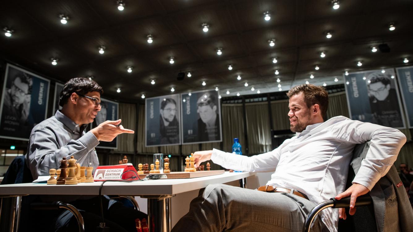 Grenke Chess Classic: Anand Stops Carlsen, Svidler Joins Lead