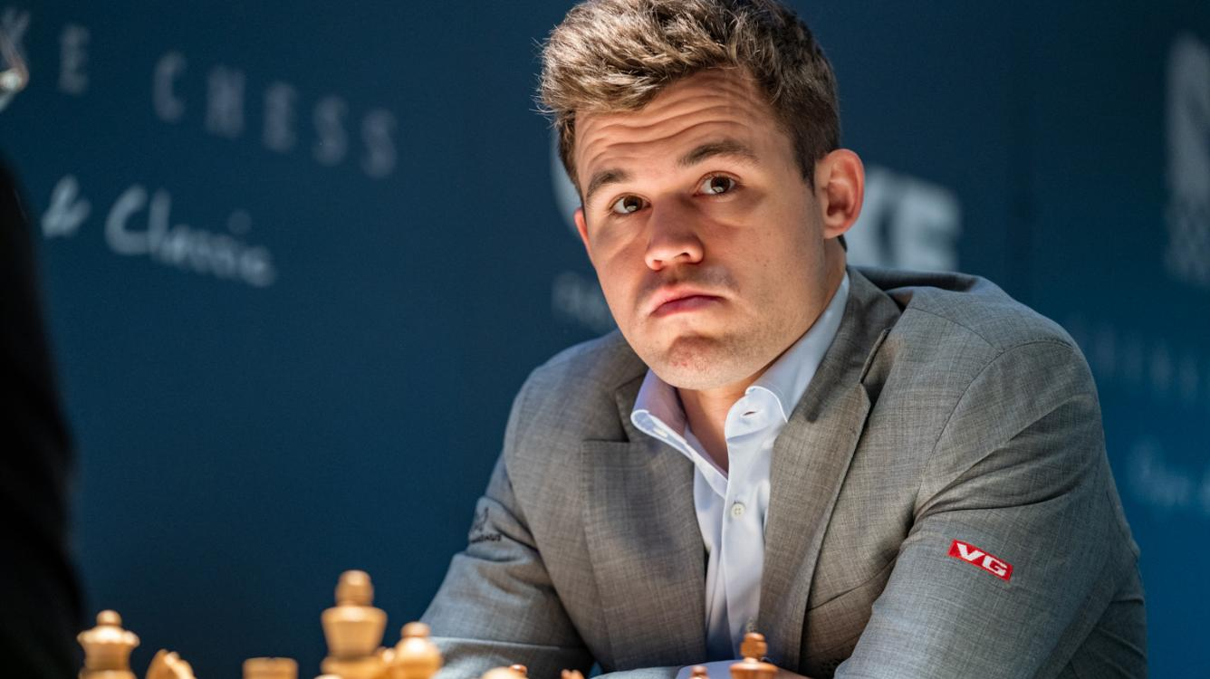 Carlsen Takes Big Lead At Grenke Chess Classic