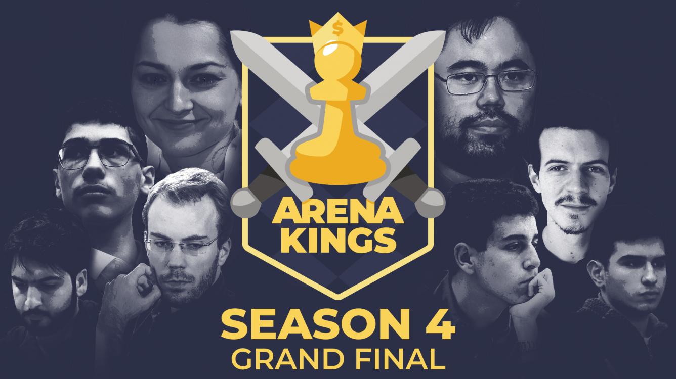 Live Now: Arena Kings Season 4 Grand Final