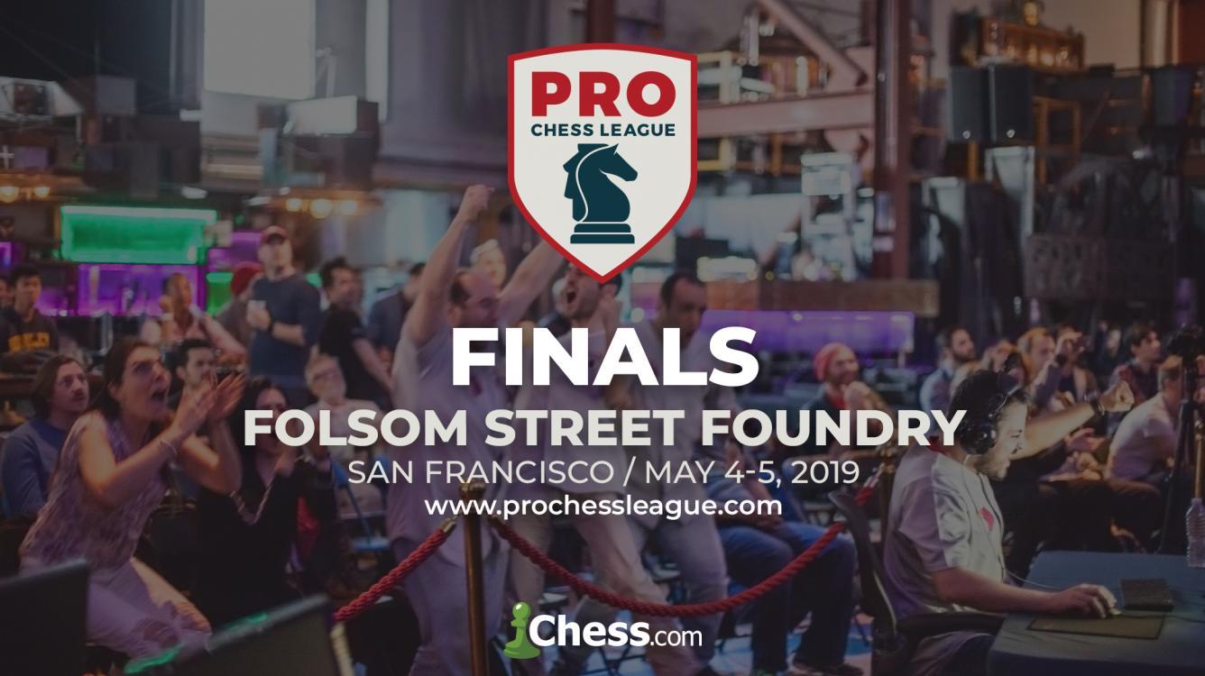 Avance de la final de PRO Chess League