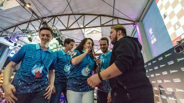 St. Louis gewinnt die PRO Chess League - Baden-Baden wird Zweiter