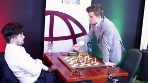 Carlsen, Wei Lead Ivory Coast Rapid & Blitz After Day 1