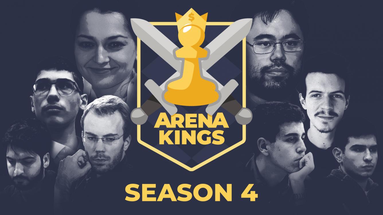 Vuelve Arena Kings para una 4ª temporada