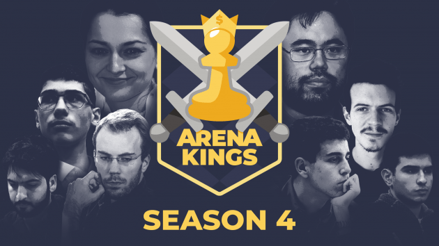 Arena Kings Regressa Para Temporada 4