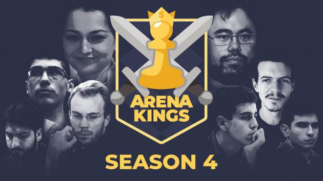 Die 4. Saison der Arena Kings steht vor der Tür