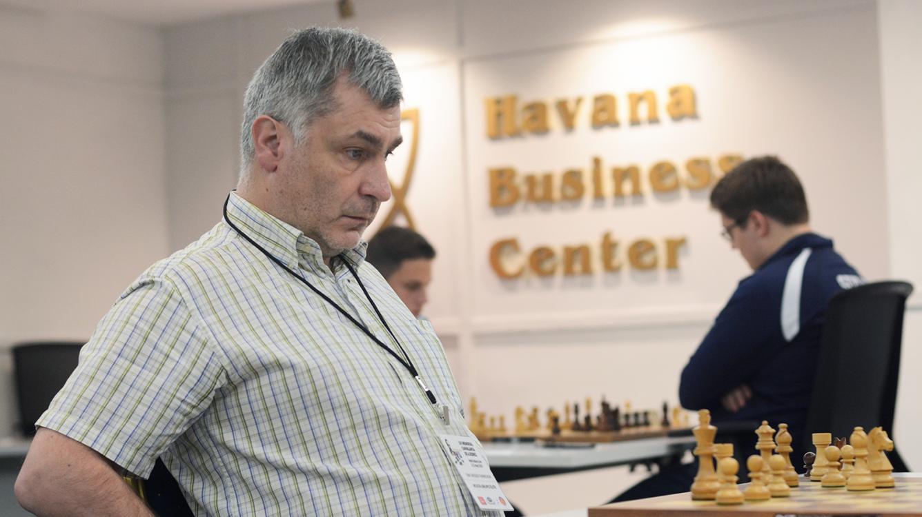 Ivanchuk gana el Memorial Capablanca por 8ª vez