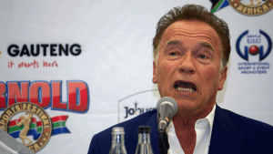 Arnold Schwarzenegger: 'I Used To Play Chess At The Gym'