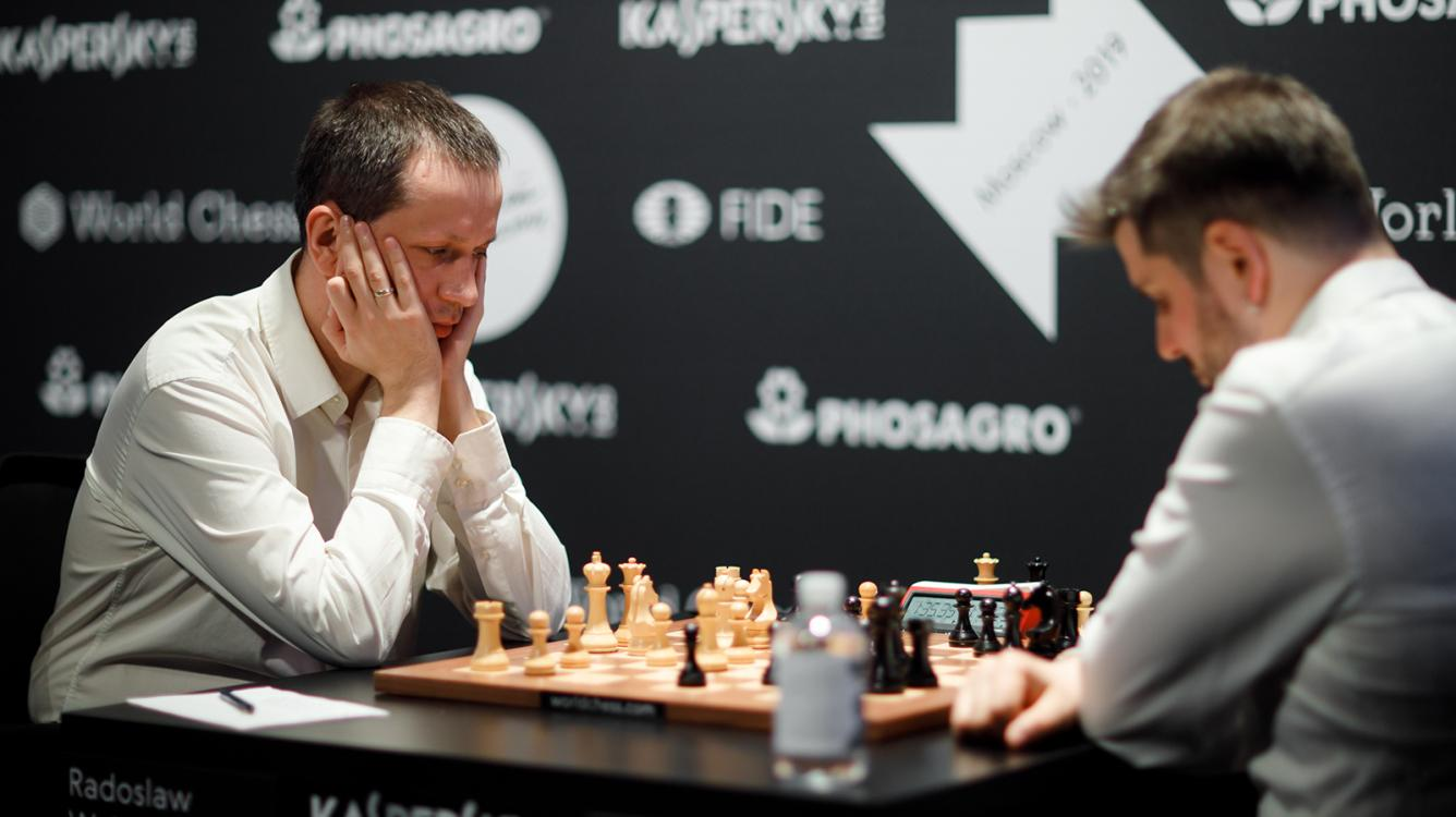 Wojtaszek Knocks Out Svidler From FIDE Moscow Grand Prix