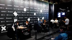Grischuk, Nepomniachtchi, Nakamura Advance In FIDE Grand Prix