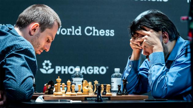 Grischuk Knocks Out Nakamura From FIDE Grand Prix