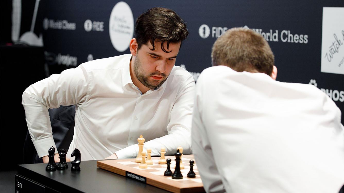 Nepomniachtchi gana el Grand Prix de la FIDE en Moscú