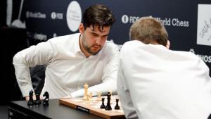 Nepomniachtchi gewinnt den FIDE Grand Prix in Moskau
