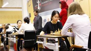 Women's Candidates: Dzagnidze, Goryachkina Take Early Lead