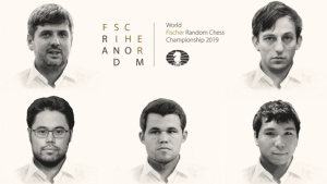 Chess.com Anuncia Campeonato Mundial de Xadrez 960 da FIDE