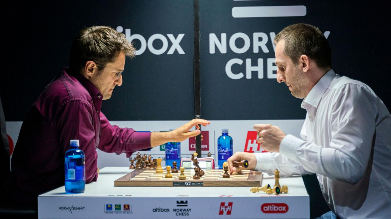 Norway Chess Opens With 5 Armageddon Games