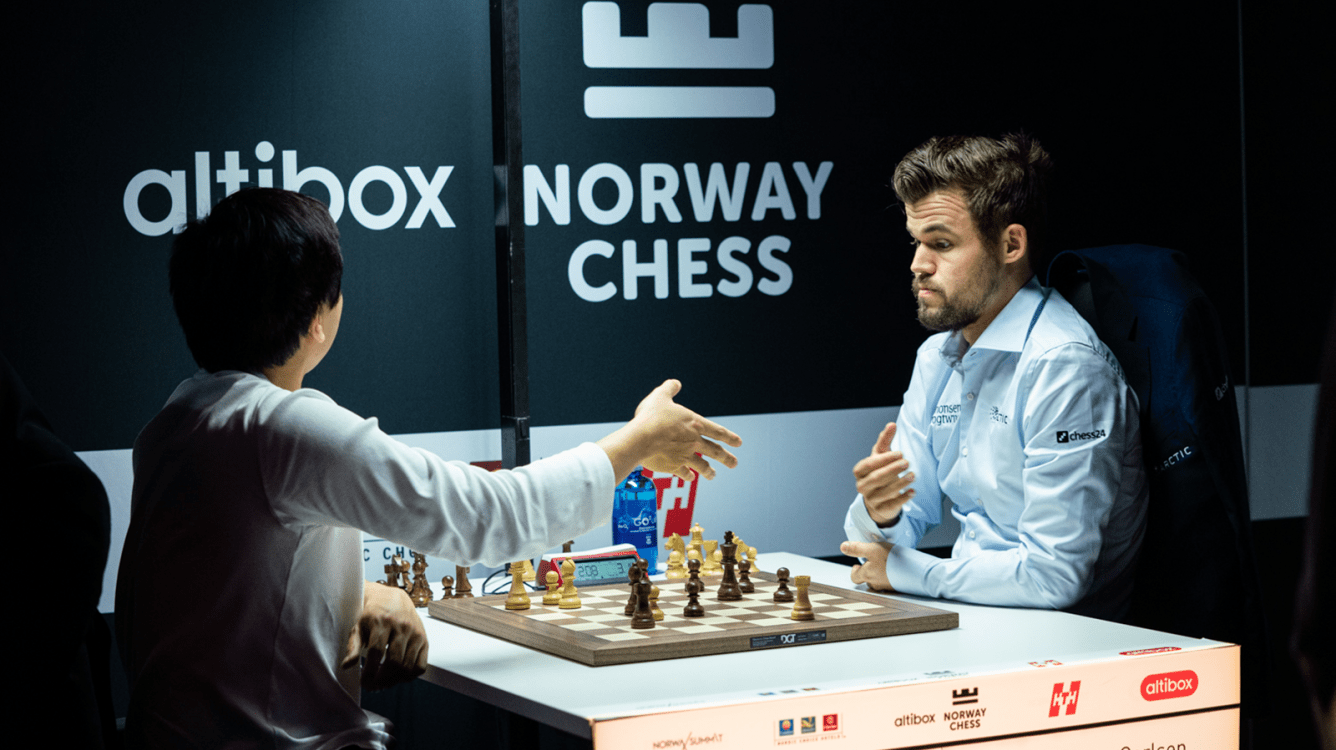 'Opponents Handing It To Carlsen' At Norway Chess