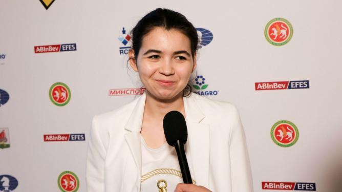 Goryachkina gewinnt das Kandidatenturnier der Damen