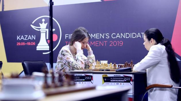 Goryachkina gana el Torneo de Candidatas