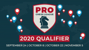 PRO Chess League Now Accepting Qualifier Submissions For 2020