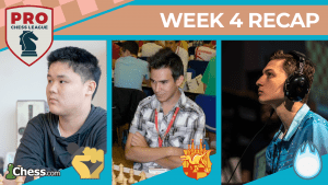 PRO Chess League Summer Series: Barcelona Upsets Baden Baden, Pawngrabbers In Trouble