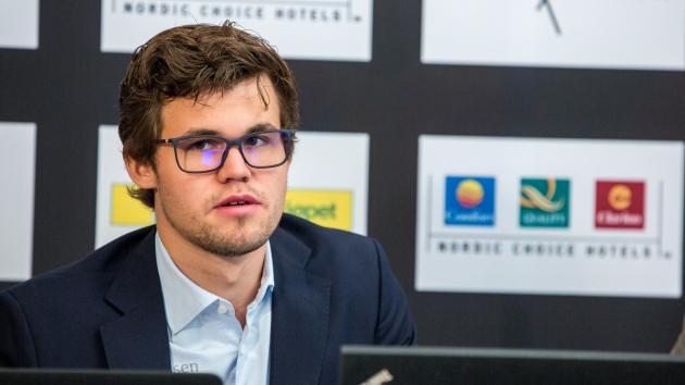 Карлсен пытается взять под контроль Федерацию шахмат Норвегии