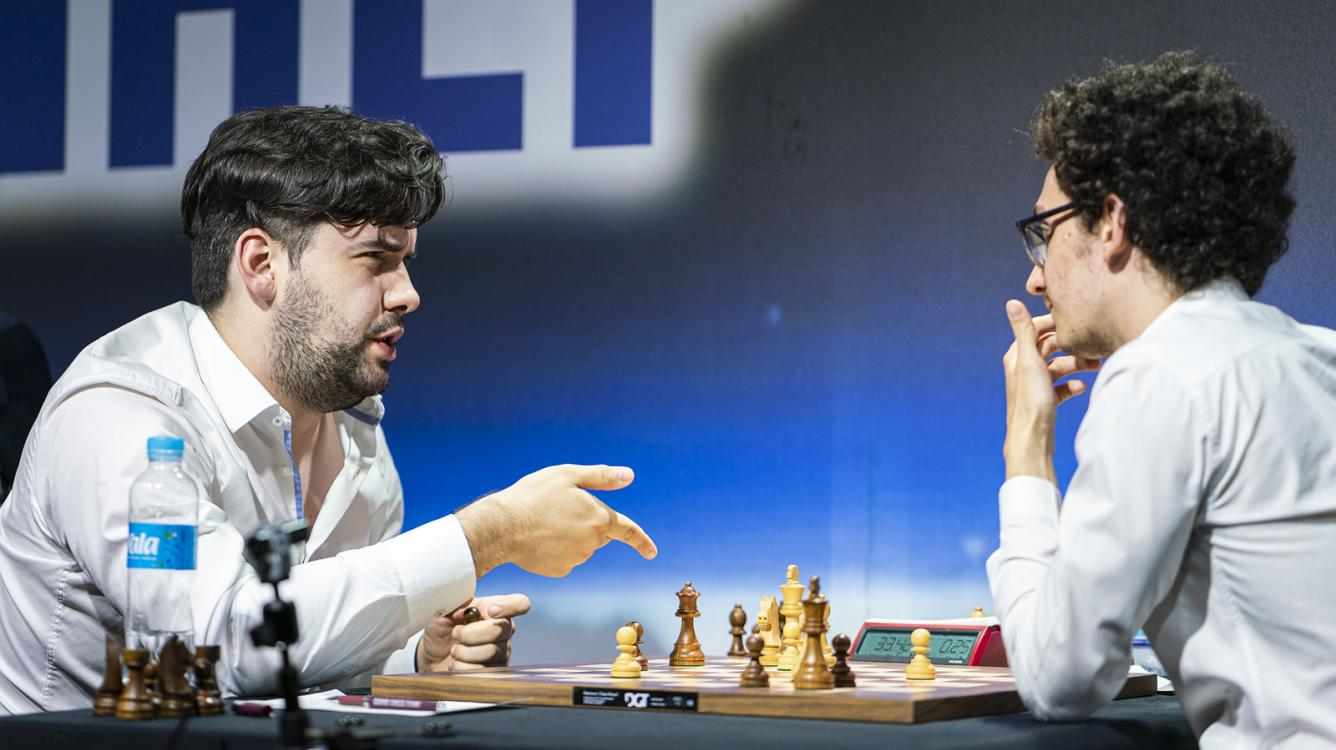 Nepomniachtchi Leads Croatia Grand Chess Tour As Anand Miraculously Escapes