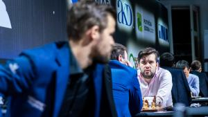 Nepomniachtchi Nearing 2800 In Croatia Grand Chess Tour