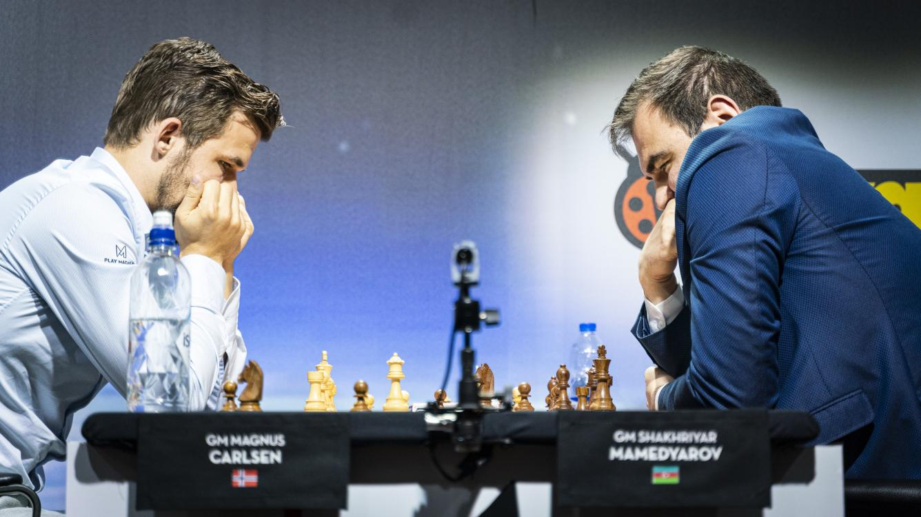 Nepomniachtchi Leads Croatia Grand Chess Tour As Carlsen, Mamedyarov Play Stunner