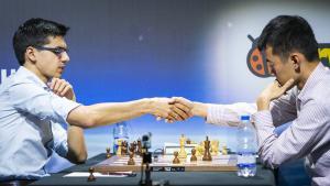 Ding Beats Giri As Nepomniachtchi Maintains Croatia Grand Chess Tour Lead