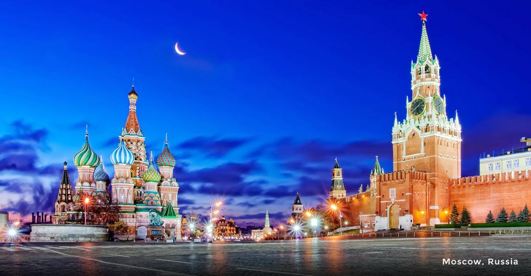 WORLD PATRIOTS go to Russia