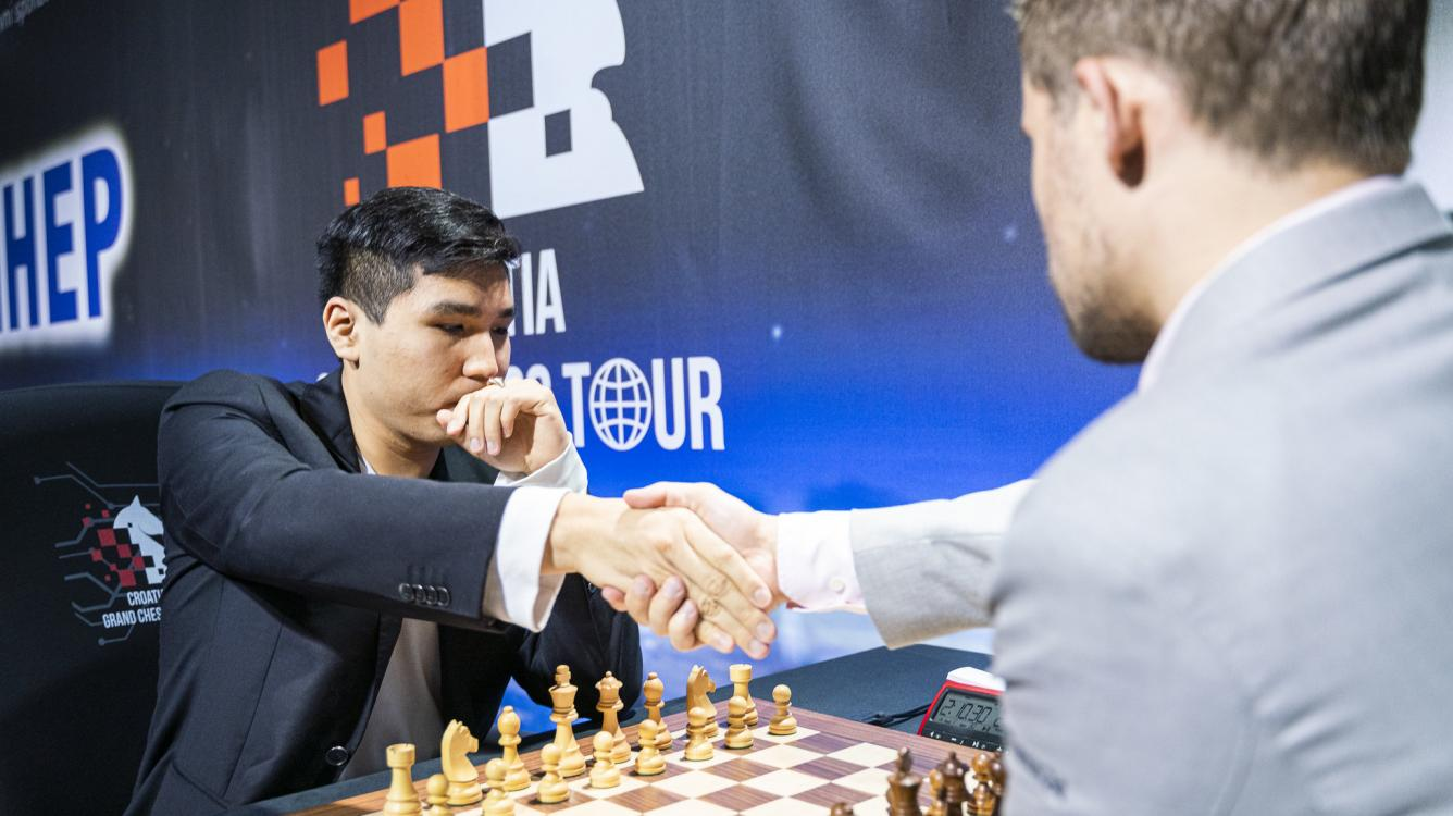 Unstoppable Forces, Immovable Objects In Round 10 Grand Chess Tour Croatia